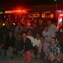Pi Kappa Alpha's Fireman's Challenge 2015: Friends and Family