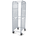 Spray Room Drying Rack