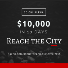 Reach the City - 2015