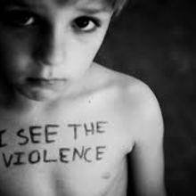 Violence Starts at Home- Break the Cycle of Abuse