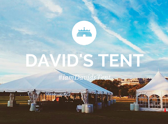Start-up costs for David's Tent DC
