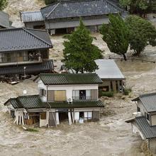 Typhoon Etau Flood Relief for Japan