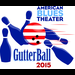 American Blues Theater fundraising for GutterBall 2015