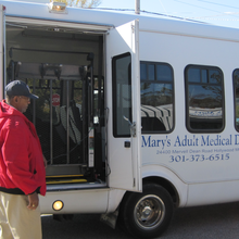 Transportation for Adult Medical Day Care