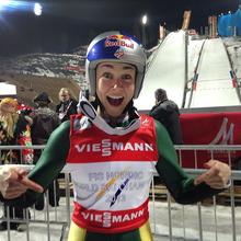 Women's Ski Jumping USA