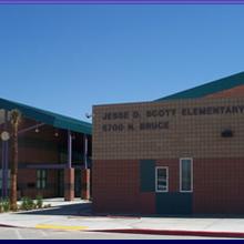 Jesse D. Scott Elementary School Technology Drive