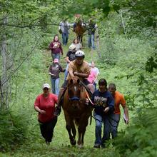 QUARTER MOON ACRES INC DBA Equine Therapy Center