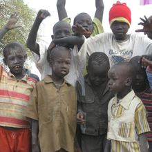 SOUTH SUDAN CENTER OF AMERICA