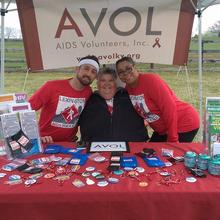 AIDS VOLUNTEERS INC