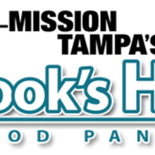 Mission Tampa's Cook's Hat Food Pantry