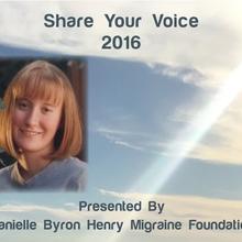 Danielle Byron Henry Migraine Foundation