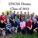 UNCSA CLASS OF 2013