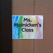 Ms. Monicken's Class