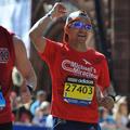 Marcos De Sa Boston Marathon 2015